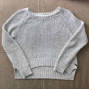Roots Speckled Sweater
